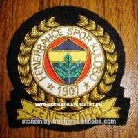 Woven Bullion Badges