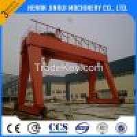 Electric Double Girder Gantry Crane Capacity 5500t Manufacturer