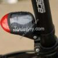 Mountain Bicycle Solar Tail light Manufacturer