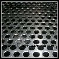 huijin round hole perforated metal meshdecorative perforated metal mesh Manufacturer