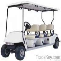 Electric Vehicle Golf Car 6 Seats Manufacturer