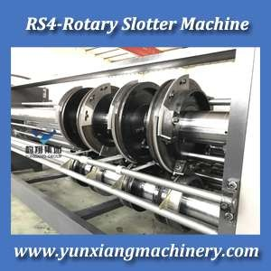 HS4-Rotary Slotter Machine