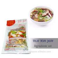 Tasty Thai Famous TOM YUM Soup Set Thai Seasoning Powder Ready to cook additive