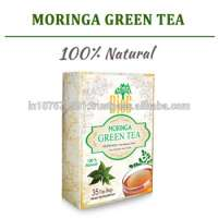 Natural Moringa Green Tea Manufacturer