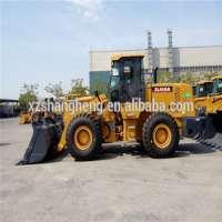 Heavy construction equipment Wheel Loader Manufacturer