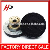 Embossed metal jeans buttons  Manufacturer