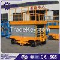 Hydraulic mobile scissor lift Manufacturer
