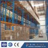 Warehouse Steel Storage Pallet Racking System Manufacturer