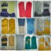 Leather work gloves welding gloves Manufacturer