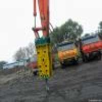 Construction equipment hydraulic breaker Manufacturer