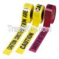 Vinyl Tapes and Warning caution tapeBarricade TapePolice Tapedanger tape Manufacturer