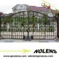 Wrought iron gatemetal gate Manufacturer