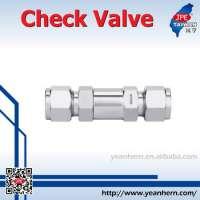 Industrial air compressor check valve Manufacturer