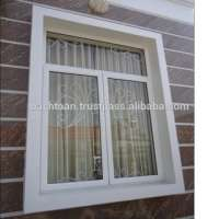 House iron window grill
