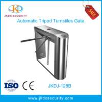 Qatented mechanism revolving doors electronic tripod turnstile gate Manufacturer