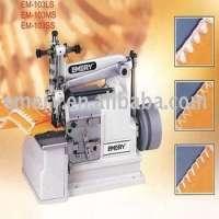 Shell-shaped Stitch Overlock Sewing Machines