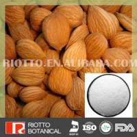 cancer treatment Amygdalin 98%,99% almond seed extract