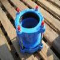Ductile iron pipe fittings flexible coupling Manufacturer