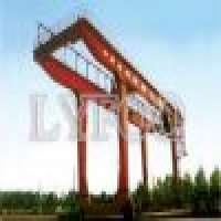 U DoubleGirder Gantry Crane Manufacturer