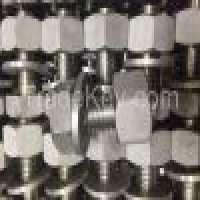 inconel 600 24816 inconel 601 24851 bolt nut washer fasteners bar rod flange fittings Manufacturer
