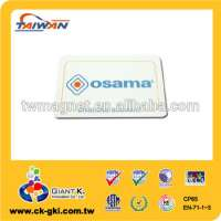4 Color Printed plastic programmable magnetic card