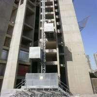 Passengers and material hoists Manufacturer