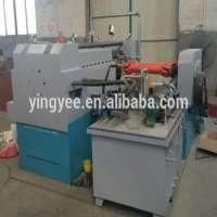 Automatic threeshaft rebar Thread Rolling Machine  Manufacturer