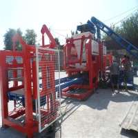 Automatic concrete block machine Manufacturer