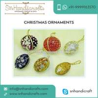 Decorative Christmas Ball Ornaments  Manufacturer