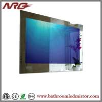 Waterproof TV Lcd Mirror Television Bathroom Manufacturer