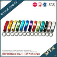 metal bottle opener keychain Manufacturer