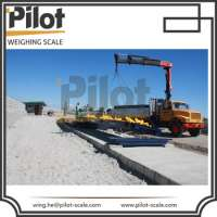 30 ton load cell weighbridge of iso9001 standard Manufacturer