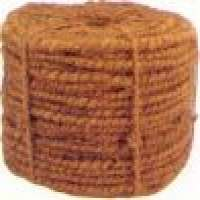 Curled Coconut Coir Rope Manufacturer