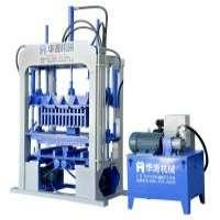 Qt440 semiautomatic concrete block making machine Manufacturer