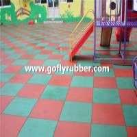 Rubber Floor Tile Manufacturer
