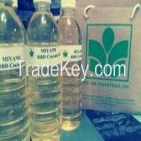 Organic refined coconut oil rbdaa  Manufacturer