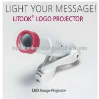 LED IMAGE PROJECTOR