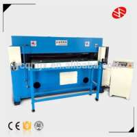Automatic feeding fourcolumn roll fabric cutting machine