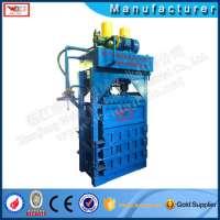 Multifunctional coir fiber baling machine
