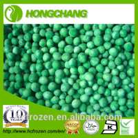 FROZEN GREEN PEAs Manufacturer