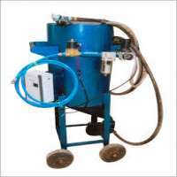 Wet sand blasting machine Manufacturer