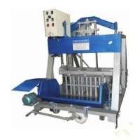 Hydraulic concrete block making machine Manufacturer