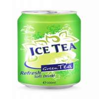 330ml Green Ice tea Drink Manufacturer