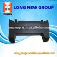 Long plastic parts electronic component