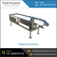 Industry Standards Inspection Conveyor Leading Prices Manufacturer
