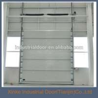 Automatic Steel Industrial Overhead Vertical Sliding Door SLD017