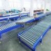Motorized roller conveyor system warehouse and  Manufacturer