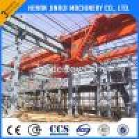 QD model double girder bridge crane 5 ton  Manufacturer