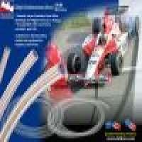 Engine Fuel HoseAN HOSEstainless steel braded hose race car Manufacturer