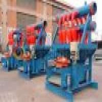 low Hydrocyclone Desilter Manufacturer
